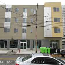 Rental info for 712 Fayette St 105 - 411