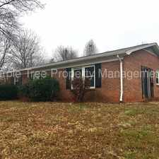 Rental info for 524 7th Street Southwest in the Hickory area