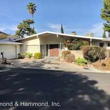 Rental info for 16723 Alginet Pl. in the Los Angeles area