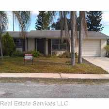 Rental info for 1708 Springdale Drive in the Holiday area