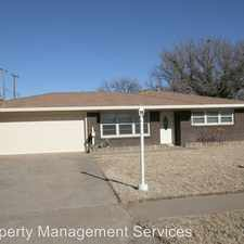 Rental info for 4912 11th St