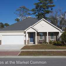 Rental info for 1208 Yorkshire Pkwy in the Socastee area