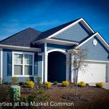 Rental info for 1392 Culbertson Ave. in the Socastee area