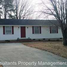 Rental info for 2231 Bradley Street in the Greensboro area