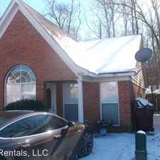 Rental info for 9835 Maggie Woods
