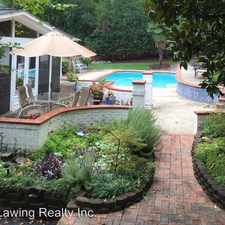 Rental info for 1330 Cedar Lane in the Charlotte area