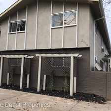 Rental info for 2116 10TH STREET - 04 in the Land Park area