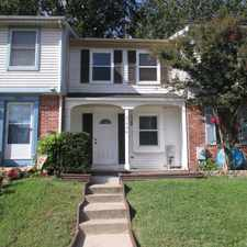 Rental info for 7908 Sutherland Ct in the Lake Shore area