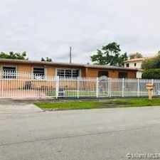 Rental info for 3230 Southwest 104th Avenue in the University Park area