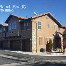 Rental info for 1791 Wind Ranch RoadC in the Reno area