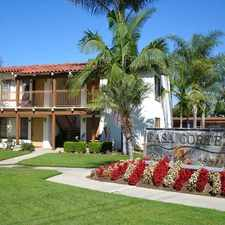 Rental info for Casa Cortez apartments in the Irvine area