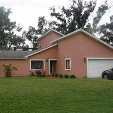 Rental info for For Rent By Owner In Land O' Lakes