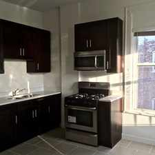 Rental info for 1124 South Sacramento Boulevard #2 in the Chicago area