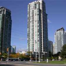 Rental info for Central Pkwy E & Hurontario St in the Mississauga area
