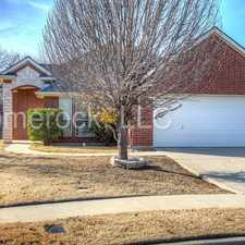 Rental info for Open concept 3 bedroom 2 bathroom with tons of space! in the Fort Worth area