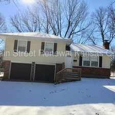 Rental info for Cute home in Kansas City MO!!!! in the Kansas City area