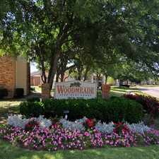 Rental info for Woodmeade in the Irving area