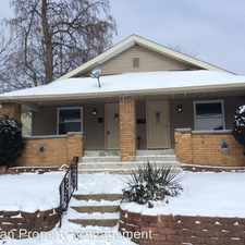 Rental info for 1908-1910 E Prospect St in the Indianapolis area