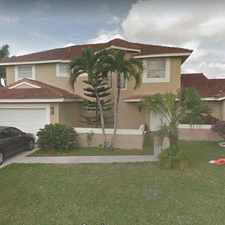 Rental info for 15591 Southwest 45th Terrace in the Kendall West area