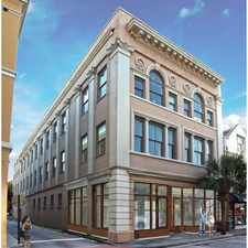 Rental info for 360 King St in the Charleston area