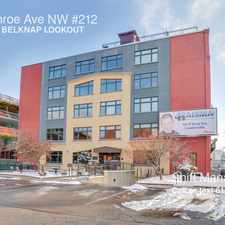 Rental info for 600 Monroe Ave NW #212 in the Grand Rapids area