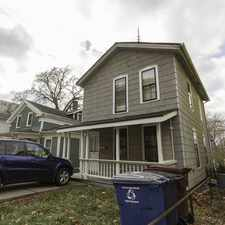 Rental info for 211 North Ashley Street in the Ann Arbor area