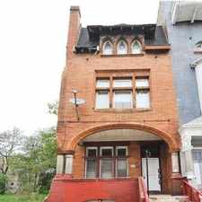 Rental info for 1923 W. Diamond St.