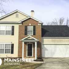 Rental info for Great Two-Story Home In Greensboro in the Greensboro area