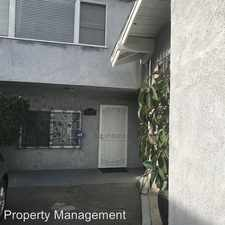 Rental info for 1427 N. Bronson Avenue in the Los Angeles area