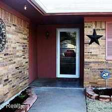 Rental info for 7919 Terrace Hills Dr. in the Lawton area