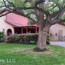 Rental info for 4518 Turf Valley Dr. in the Houston area