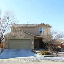 Rental info for 10211 Mongolian Dr NW