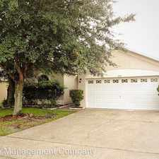 Rental info for 246 White Marsh Circle in the Orlando area