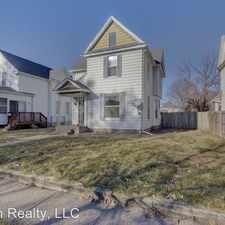 Rental info for 734 W 17th St