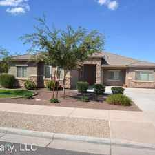 Rental info for 21932 E. Rosa Rd. Lot 160 in the Queen Creek area