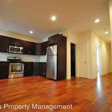 Rental info for 1811 W. Master St. Unit A in the Philadelphia area