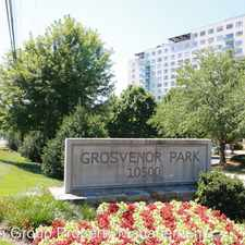 Rental info for 10500 Rockville Pike #406 in the Wheaton area