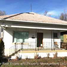 Rental info for 820 27th St