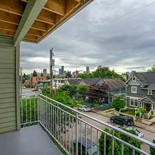 Rental info for 418 12th Ave E - 2 bedrooms in the Seattle area
