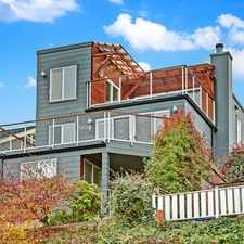 Rental info for Queen Anne View Duplex - 4 bedrooms in the Seattle area