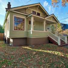 Rental info for Ballard Bungalow - 2 bedrooms in the Seattle area