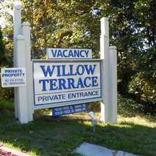 Rental info for Willow Terrace Apartments - 1 bedroom in the Seattle area