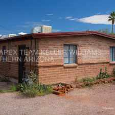 Rental info for Quaint home in highly desired Sam Hughes!! in the Tucson area