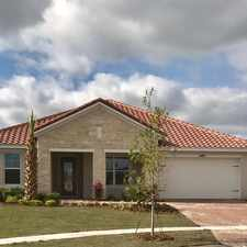 Rental info for 3902 Redfin Pl
