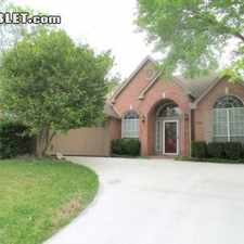 Rental info for Four Bedroom In Dallas County in the Richardson area