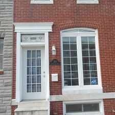 Rental info for 328 S. Clinton Street in the Brewer's Hill area
