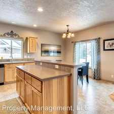 Rental info for 3192 S Savia Pl in the Meridian area