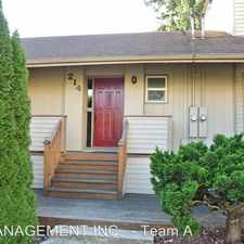Rental info for 214 SW Hamilton St in the Hillsdale area