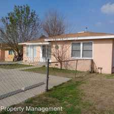 Rental info for 1410 Wilson Rd. in the Bakersfield area