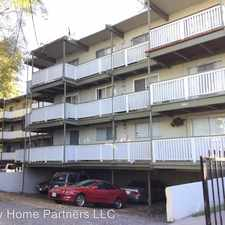 Rental info for 1856 East 25th Street A in the Oakland area